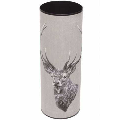 Stag Tapestry Umbrella Stand