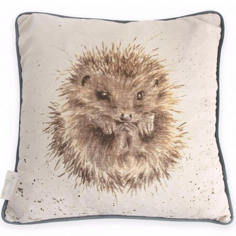 Cushion Awakening Hedgehog