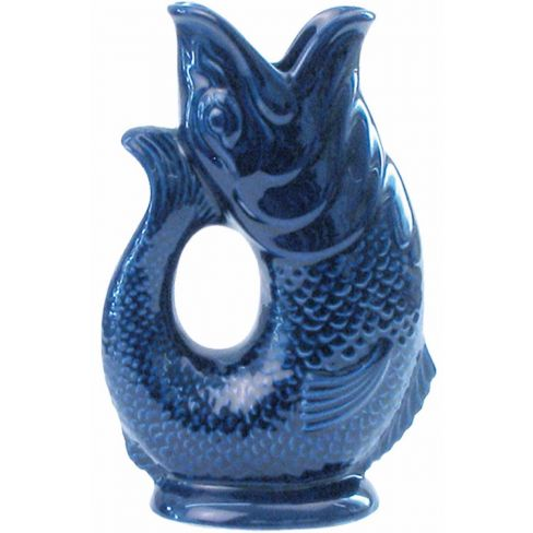 Gluggle Jugs by Wade Ceramics - Blue