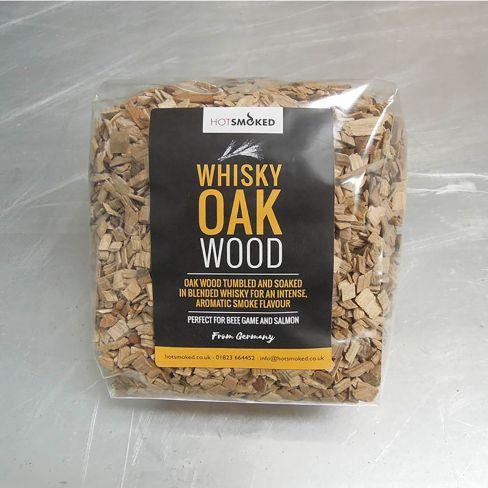 Whisky Oak Chips