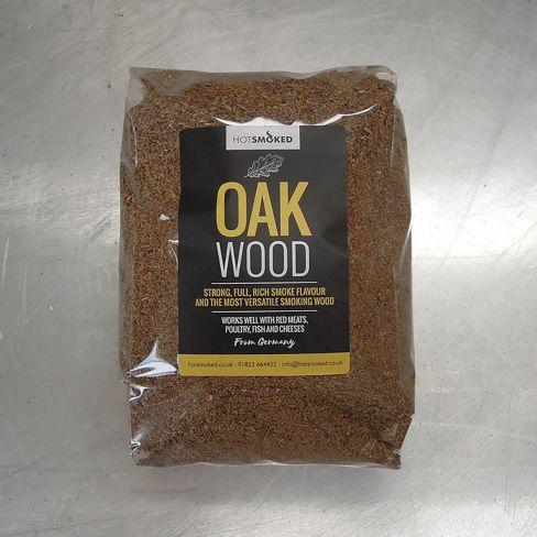 Oak Wood Dust