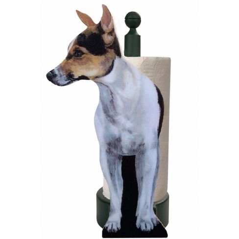 Jack Russell Kitchen & Loo Roll Holders