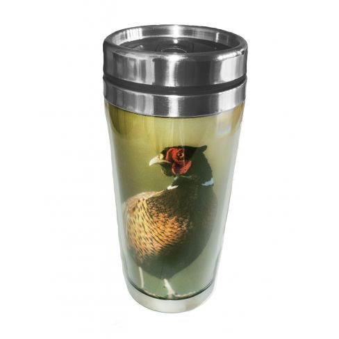 Travel Mug Pheasant