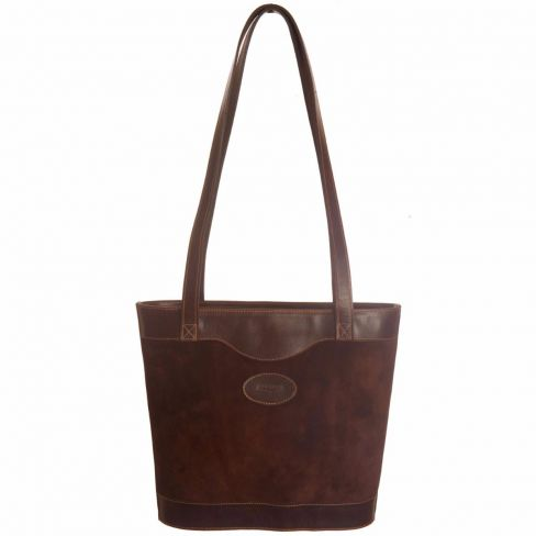Classic Ladies Leather 'Burlington' Bag