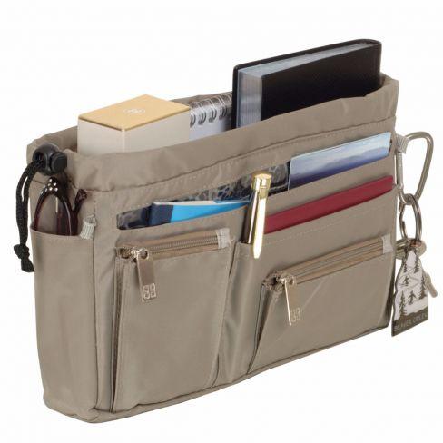 Handbag Organiser - Taupe