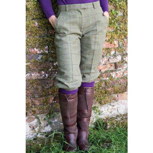 Caledonia Ladies Tweed Breeks