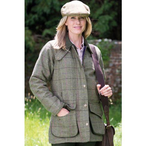 Caledonia Ladies Tweed Jacket