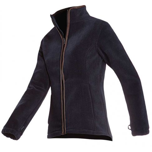 Baleno Sarah Fleece Jacket - Navy