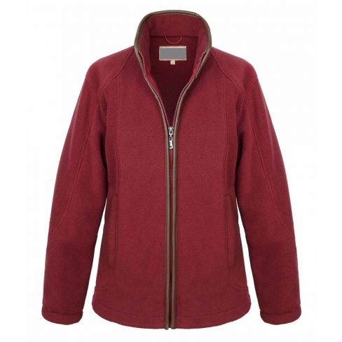 The Chilton Fleece Jacket Olive
