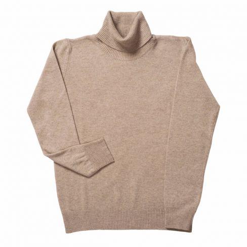 Italian Rollneck Sweater
