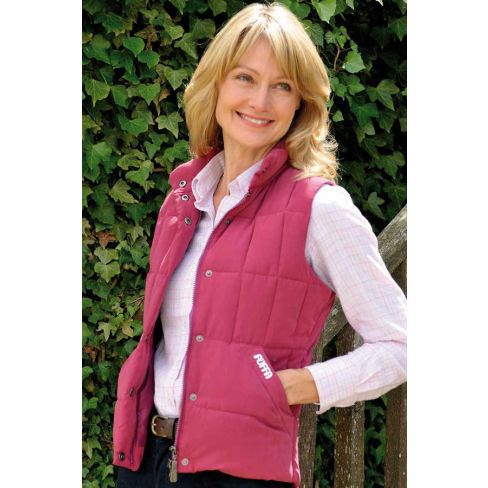 The Henshaw Puffa Gilets