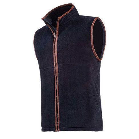 Baleno Sally Fleece Gilet - Navy