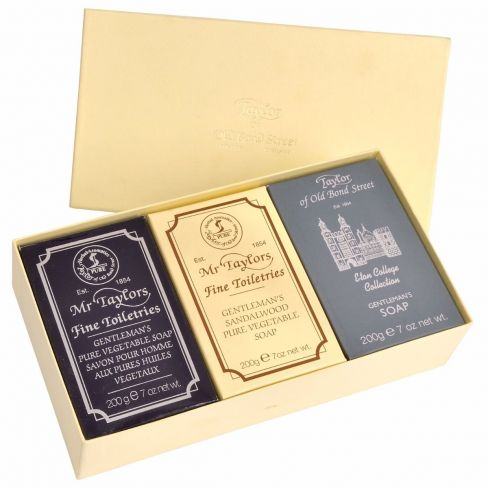 Taylors of Bond Street Scented Soaps