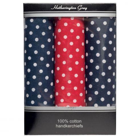 Handkerchiefs Blue