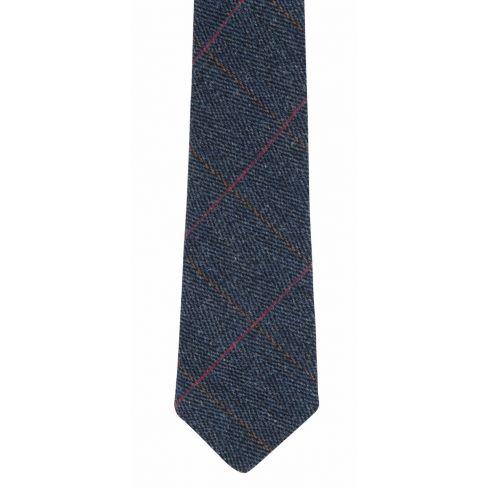 Fashionable Tweed Ties