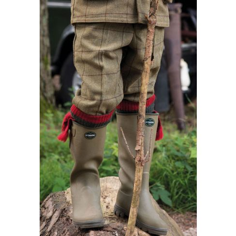 Alan Paine Kids Rutland Tweed Breeks