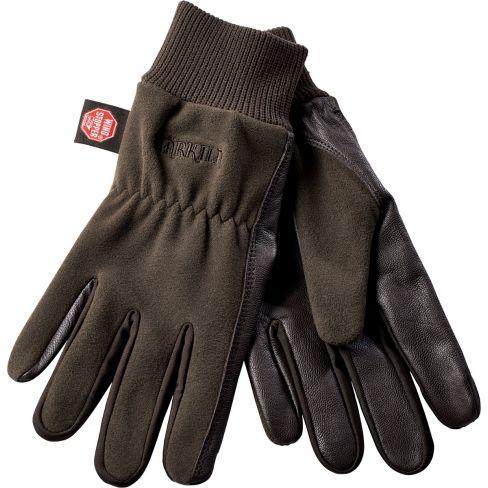 Harkila Pro Shooter Gloves Shadow Brown