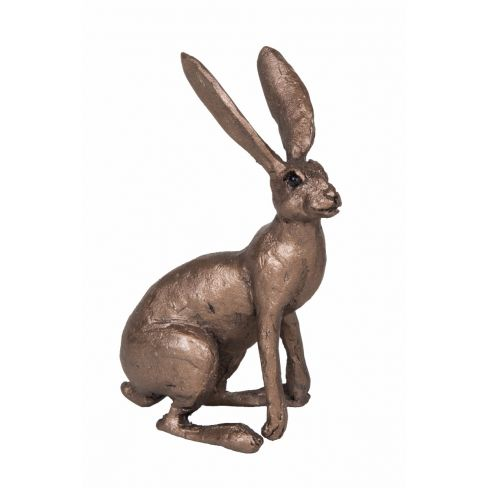 Jaz Sitting Hare Minature Bronze