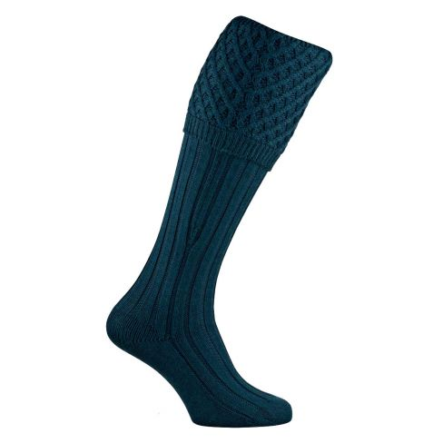 Chelsea Shooting Socks Indigo