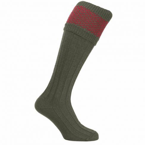 Balfour Shooting Socks - Regal