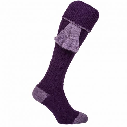 Ladies Wool Shooting Socks