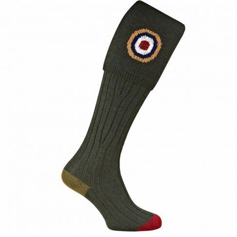 Spitfire Hunter Shooting Socks