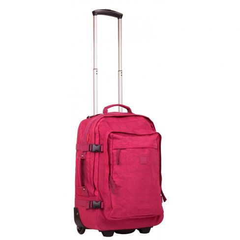 Lightweight Luggage Trolley - Pink