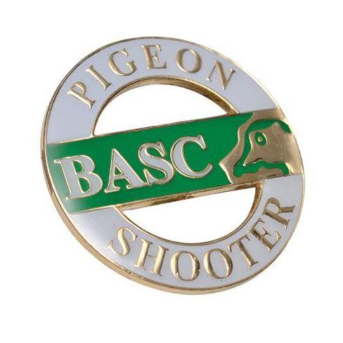 BASC Pigeon Shooters Badge