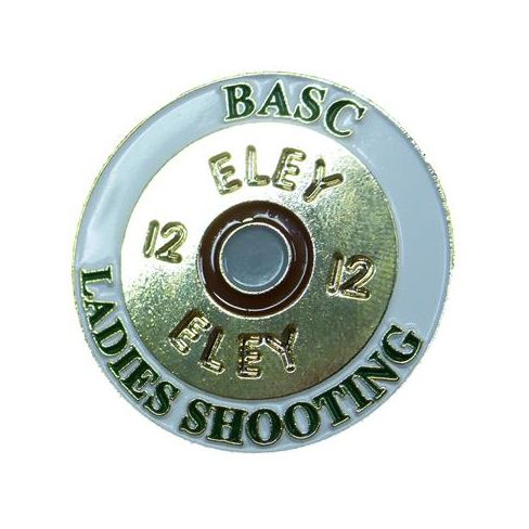 BASC Ladies Shooting Badge