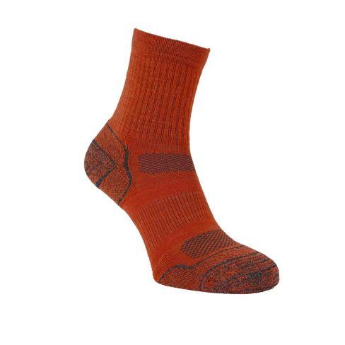 Alpaca Light Hiker Socks Cinnamon
