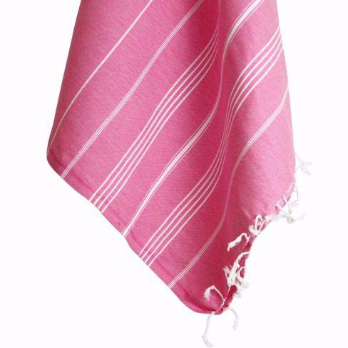 Hammam Towels - Hot Pink