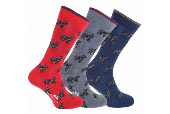 Dress Socks Labrador (Pack of 3)