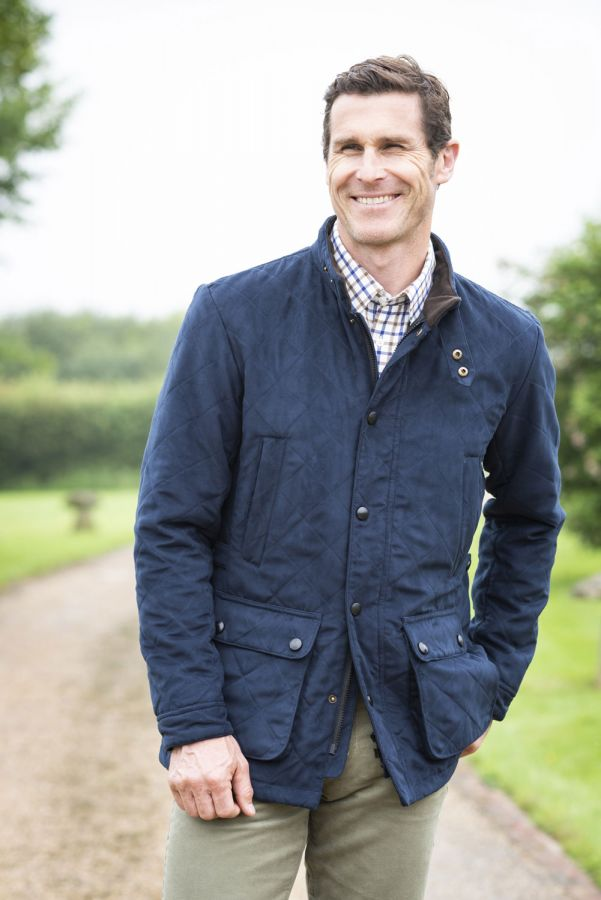 Alan Paine Gents Felwell Quilted Jacket