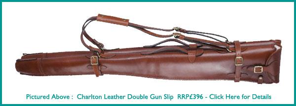 Charlton Leather Double Gun Slip