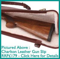 Charlton Leather Gun Slip