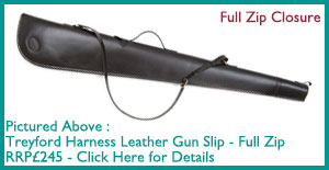 Treyford Leather Gun Slip