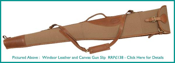 Windsor Leather Gun Slip