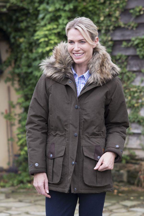 Ladies Gamekeeper Jacket