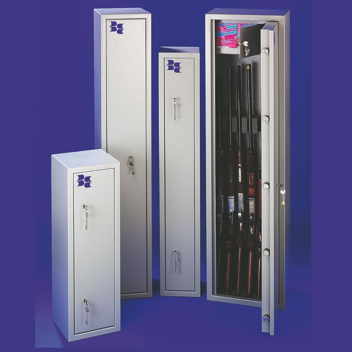 Bratton Sound gun cabinets available at Fur Feather & Fin