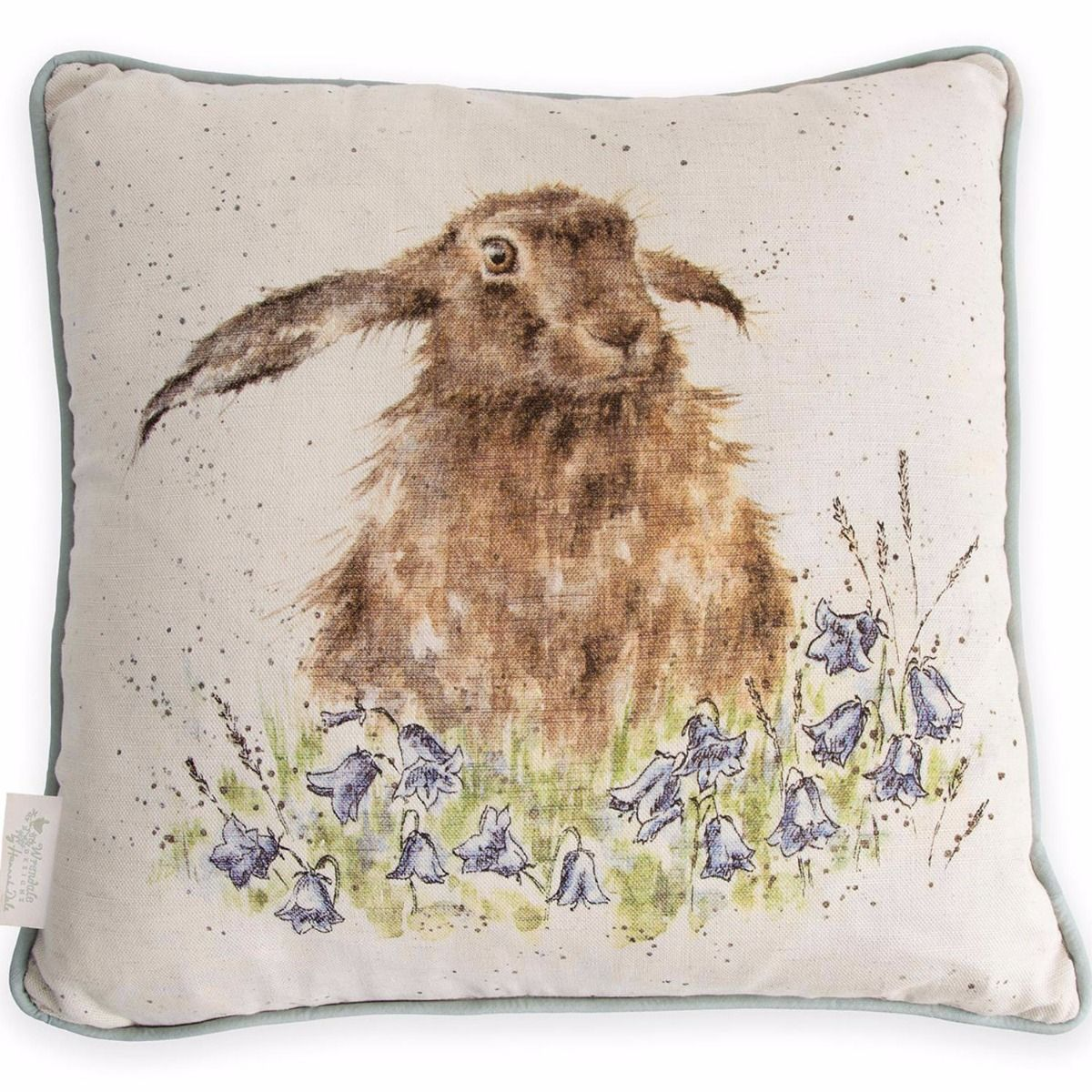 Our Bright Eyes Hare Cushion