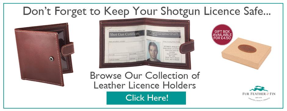 Shotgun Licence Holder